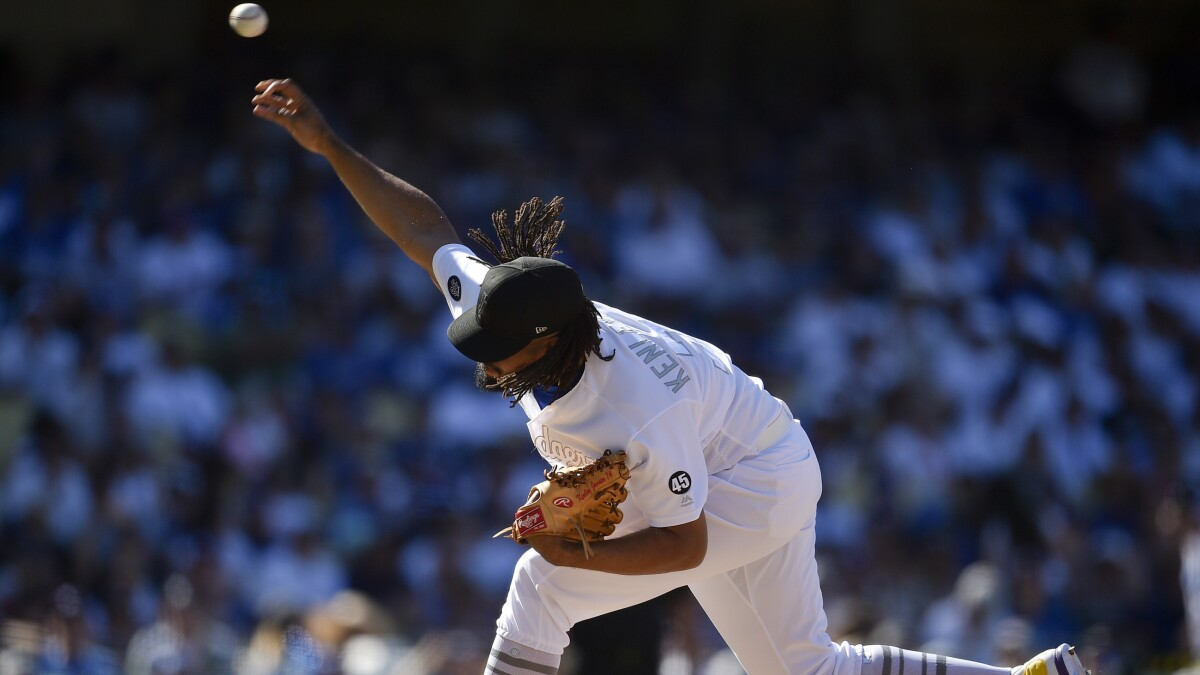 Kenley Jansen, Justin Turner lead Dodgers' win over Yankees