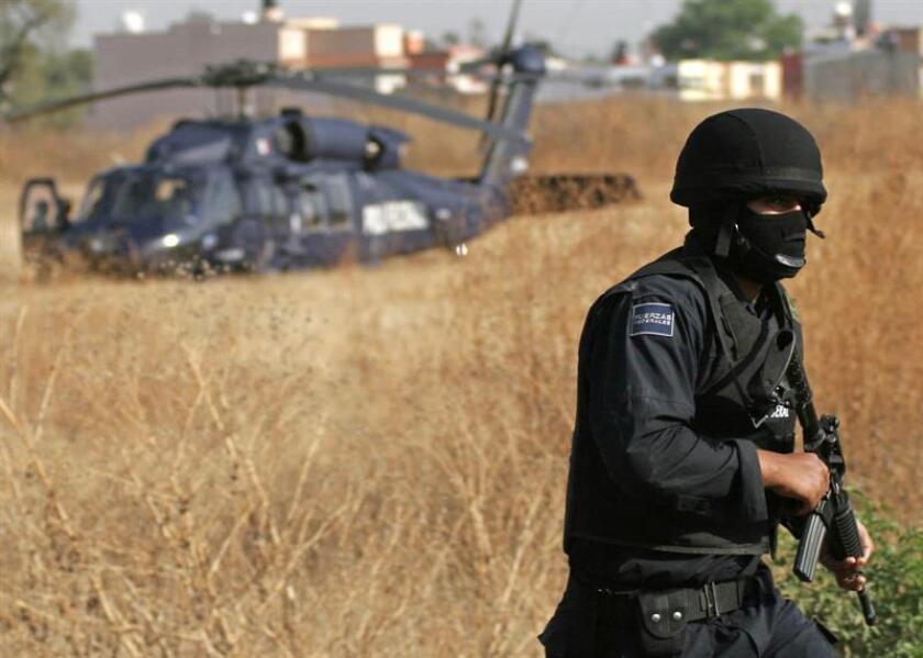 En febrero de este año, el reportero del portal de noticias Tijuana Sin Censura Mariano Soto Cortez denunció un secuestro y robo por parte de supuestos agentes de seguridad estatales. EFE/Archivo