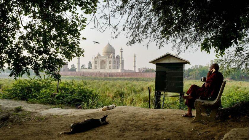 INDIA-HERITAGE-TAJ