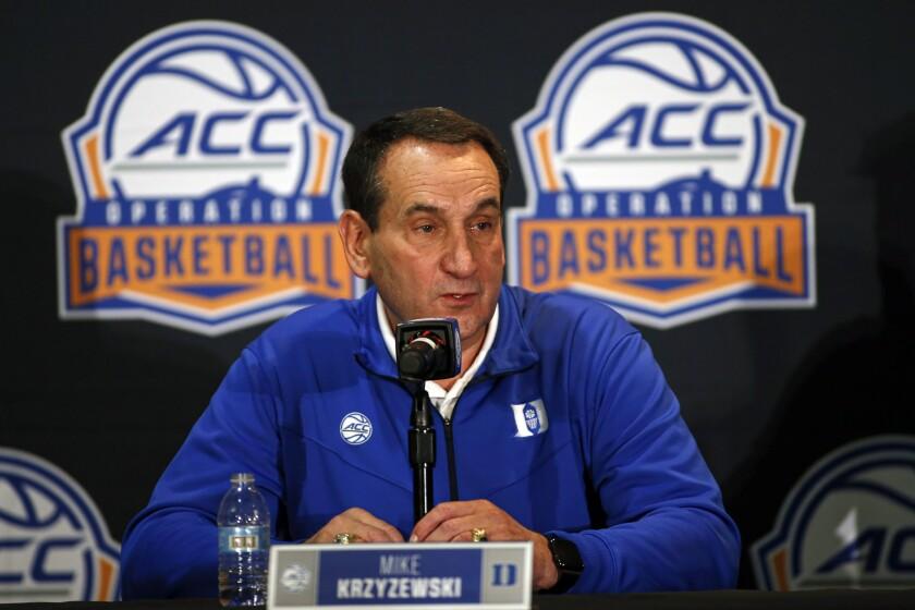 ACC Media Day Basketball