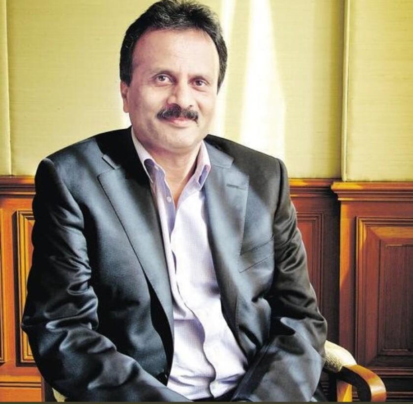 """El empresario VG Siddhartha, conocido como """"el rey del café de la India"""", ha sido reportado como desaparecido"""
