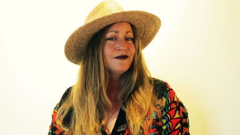 Cathryn Beeks is the resident volunteer and event coordinator for The Heritage Ranch in Encinitas, h