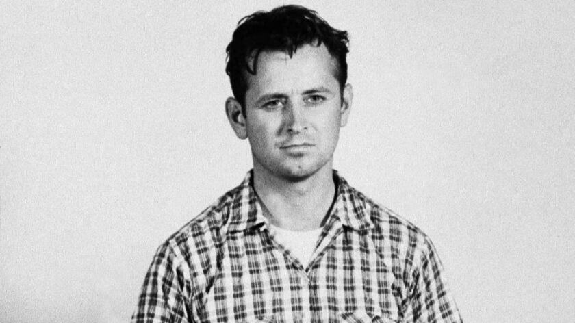The St. Louis Police Department released this picture of James Earl Ray, April 19, 1968. It was made