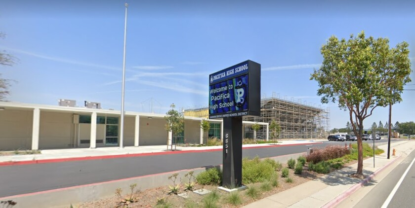 Pacifica High school
