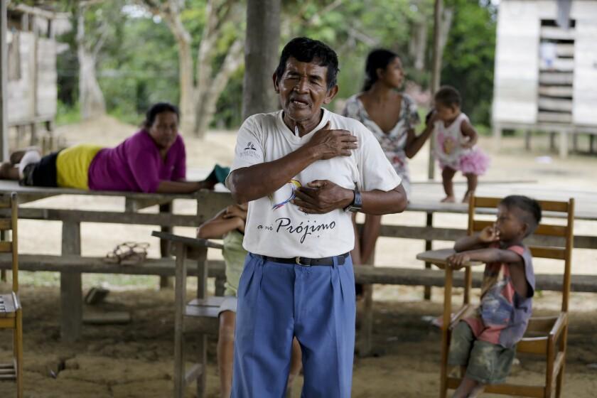 Amazon Priest Shortages