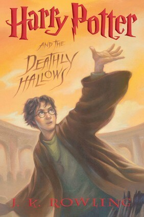 """Harry Potter and the Deathly Hallows"""