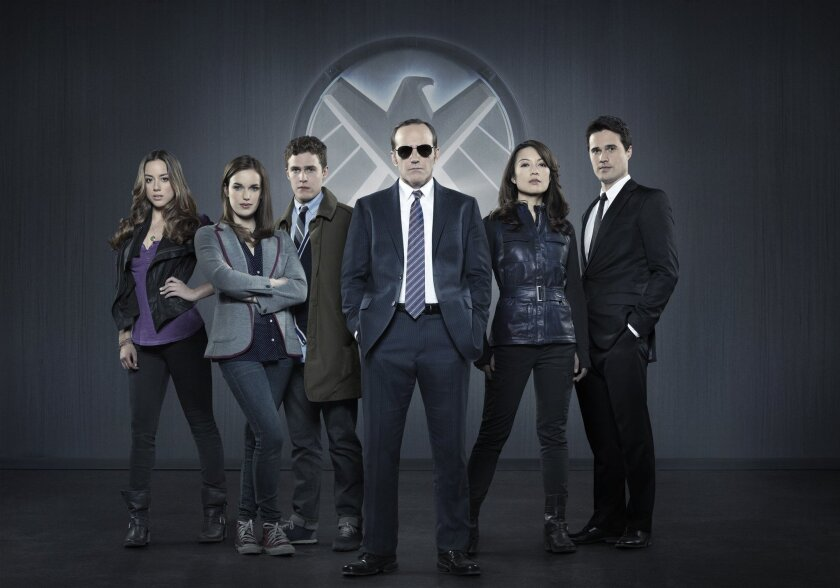 'S.H.I.E.L.D.' sees ratings slip