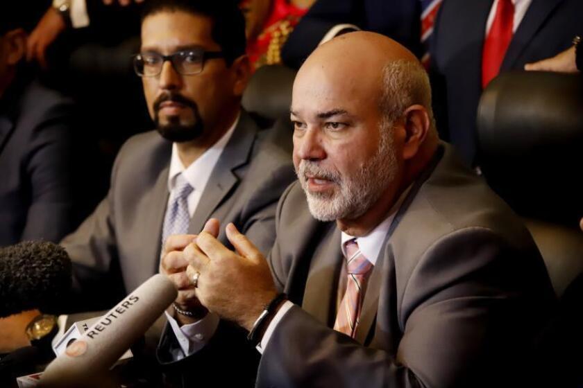 Presidente de Cámara de Puerto Rico votará en contra de confirmación Pierluisi