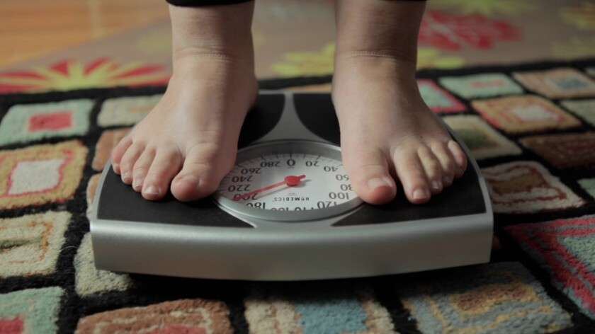 In a draft recommendation, the U.S. Preventive Services Task Force says all children ages 6 and older should be screened for obesity.