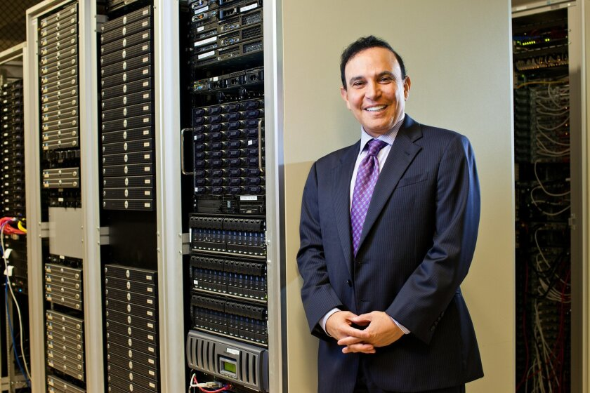 After two decades as a high ranking executive and inventor at AT&T, Hossein Eslambolchi is tackling cyber security with start-up CyberFlow Analytics