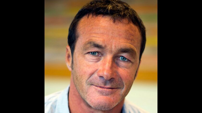 This undated portrait provided by Quiksilver shows Quiksilver CEO Pierre Agnes. French authorities h