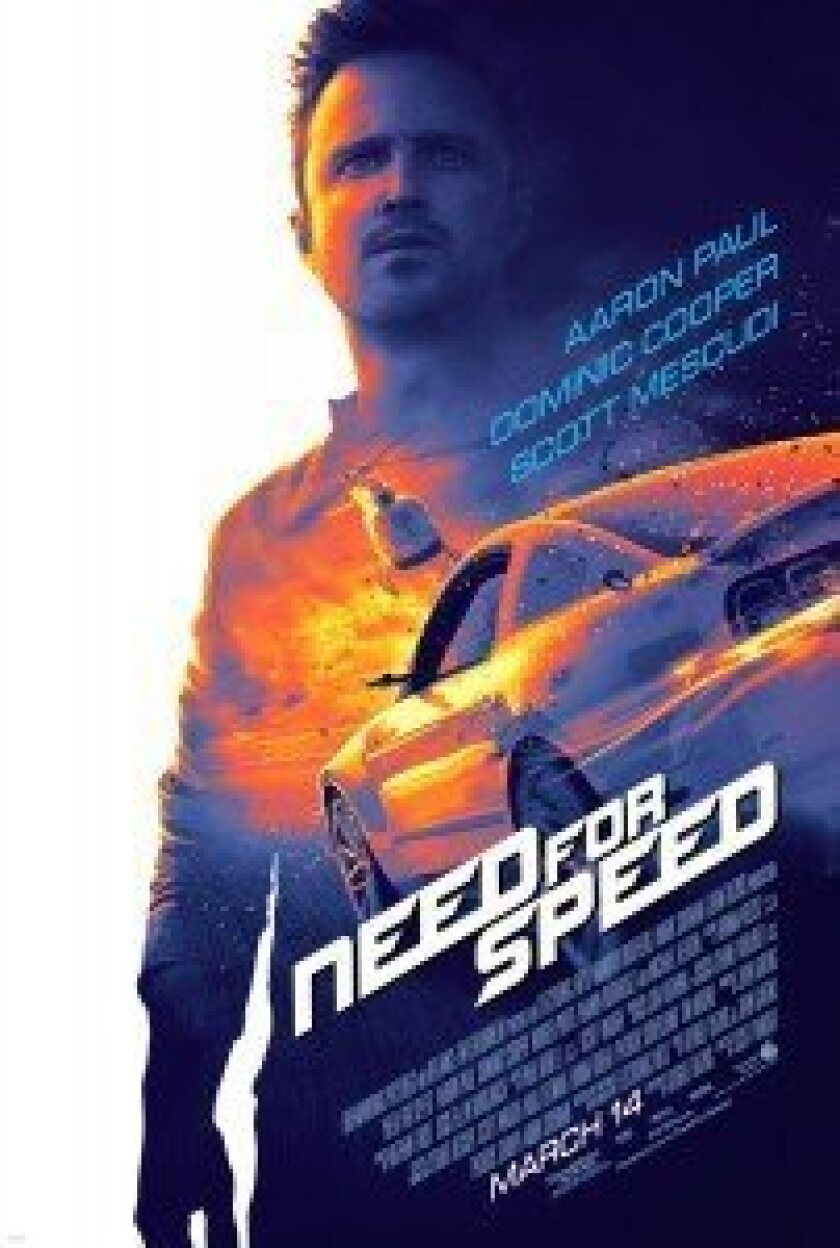 Need for Speed – ©2014 DreamWorks Pictures