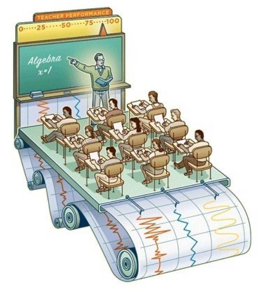 A better way to grade teachers