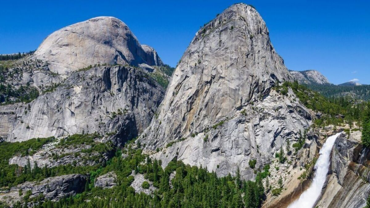 Teen plunges to his death at Nevada Fall in Yosemite National Park