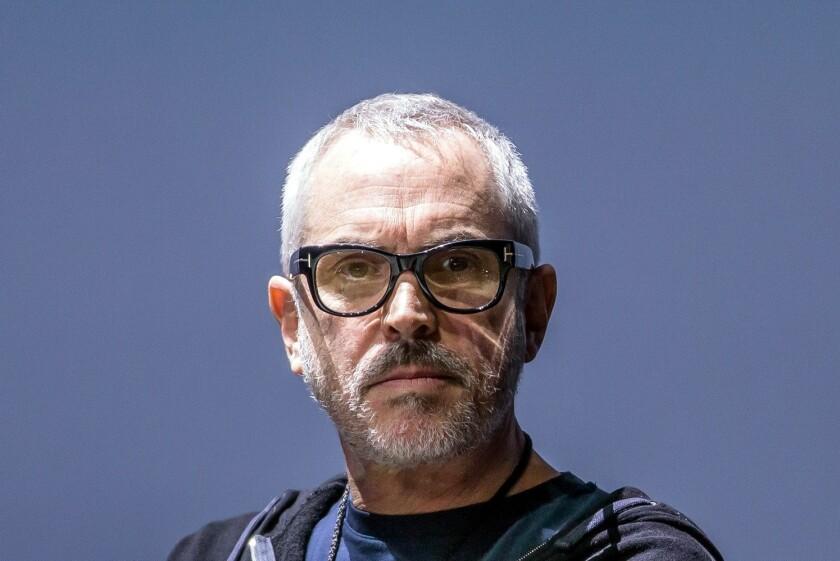 """El director mexicano de cine Alfonso Cuaron promete grandes resultados con su nueva cinta """"Roma""""."""
