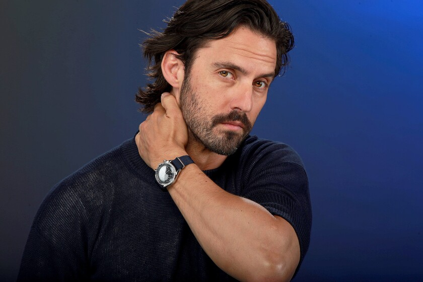 Milo Ventimiglia talked about the third season of 'This Is Us' in an Envelope Emmy Contenders chat; he'd go on to receive his third straight Emmy nomination for that season.