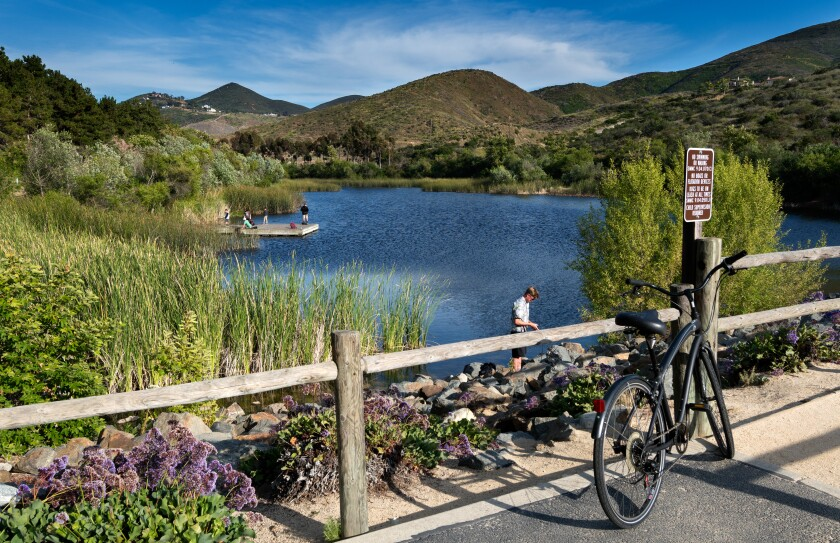 With 36 parks and 63 miles of trails, San Marcos offers a front-row seat to nature. Plus, Rancho Tesoro residents enjoy community trails that lead to Discovery Lake.