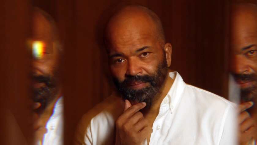 Jeffrey Wright, on the role of his character, host engineer Bernard Lowe