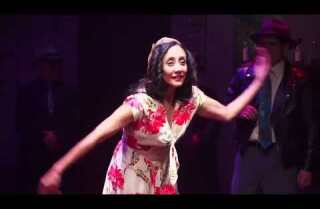 """San Diego Repertory Theatre presents """"Federal Jazz Project"""""""