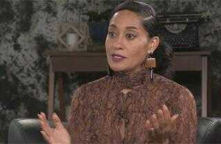 Tracee Ellis Ross shines some light on 'black-ish'