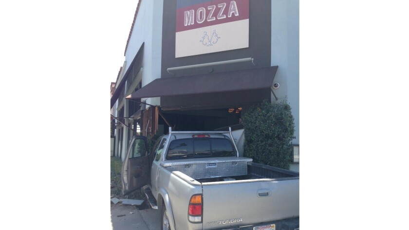 Crash at Osteria Mozza