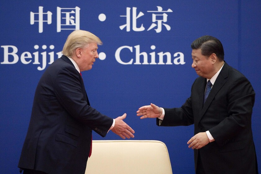 Letters to the Editor: Who's winning the trade war? Trumpists say believe us, not your lying wallets