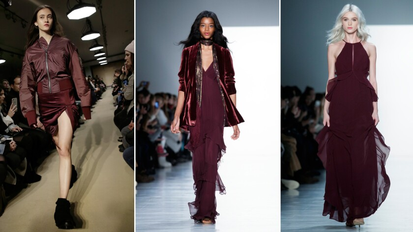 Public School, left, and Erin Fetherston looks at New York Fashion Week.