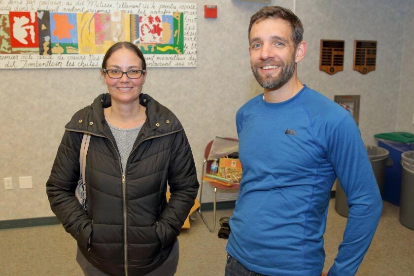 Jennifer Perry, Matt Buschman