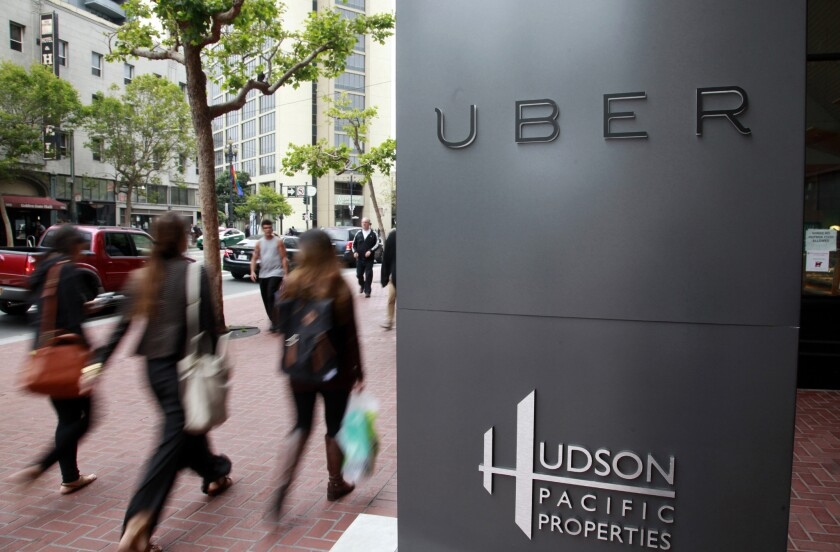 The PUC will vote on whether Uber should be fined for failing to report data to regulators.