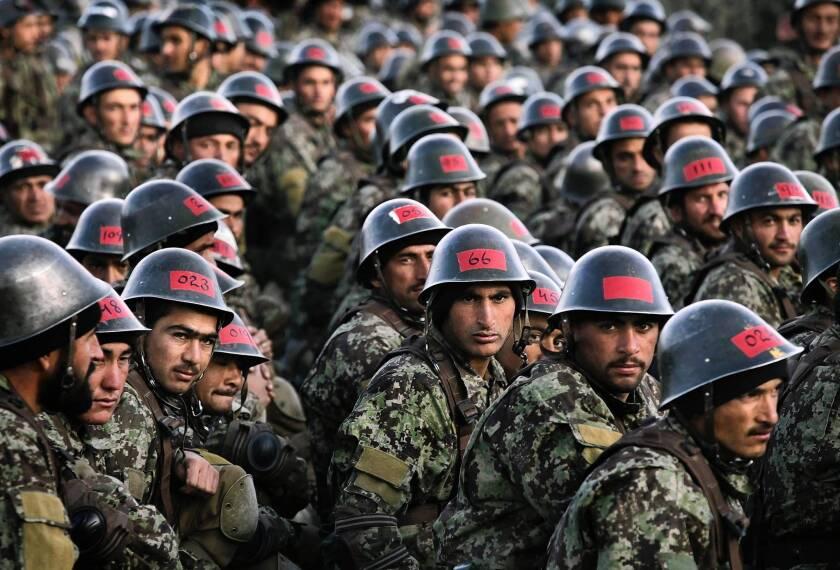 U.S. fatalities in Afghanistan declining