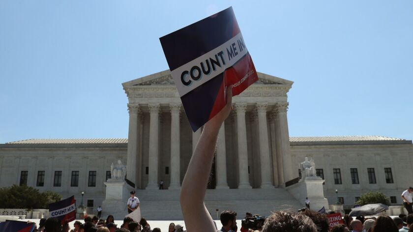 U.S. Supreme Court Issues Decisions On 2020 Census, Gerrymandering Cases