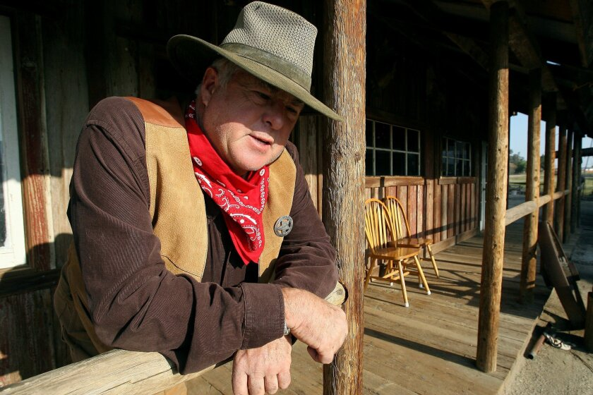 Councilman Tom Fuhrman hasn't hosted a Civil War re-enactment on his Wooden Nickel Ranch in more than three years.