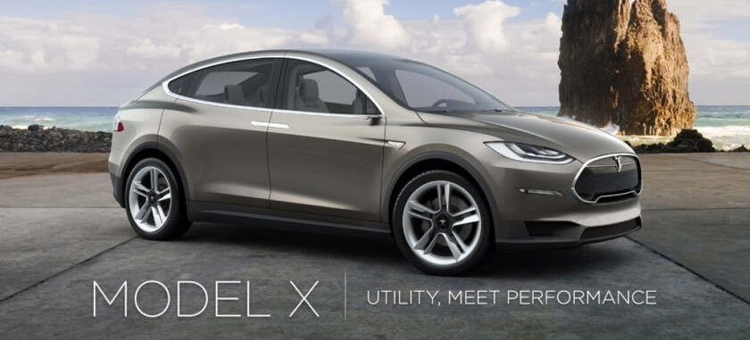 Tesla Motors has issued a first voluntary safety recall for its falcon-winged Model X SUV. The third-row seats may fold forward in a crash, the company said -- a flaw discovered during safety tests in Europe.