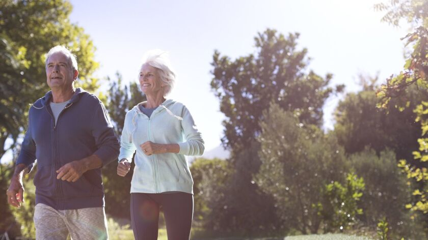 Health habits that keep your cardiovascular system in good shape -- such as getting regular exercise -- were also associated with a reduced risk of dementia in senior citizens, new research shows.
