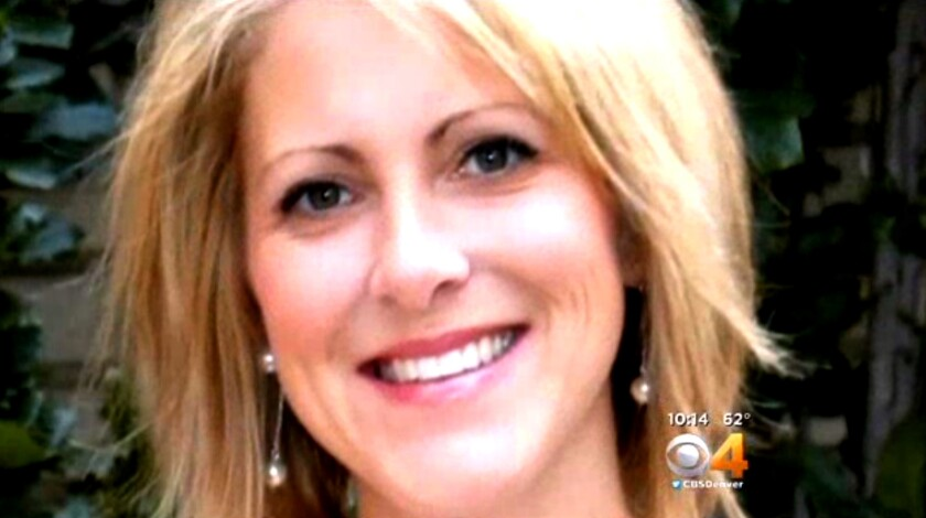 Kristine Kirk's husband has been charged with first-degree murder.