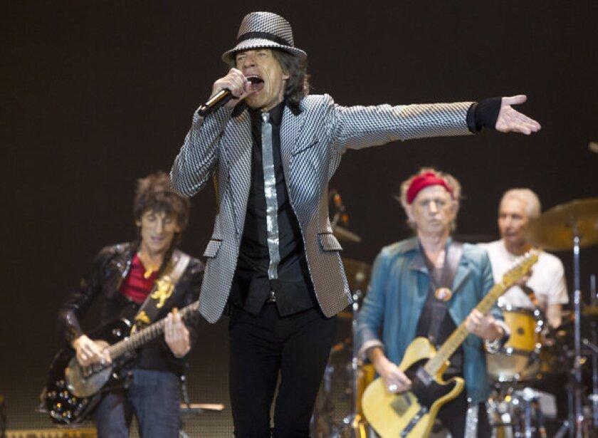 Rolling Stones join '121212' Hurricane Sandy relief concert