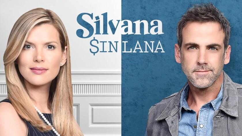 """Silvana $in Lana"" is a telenovela on Netflix"