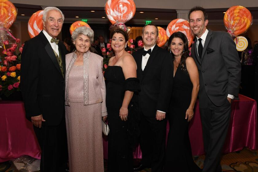 Rady Children's Hospital Foundation's 109th Anniversary Charity Ball