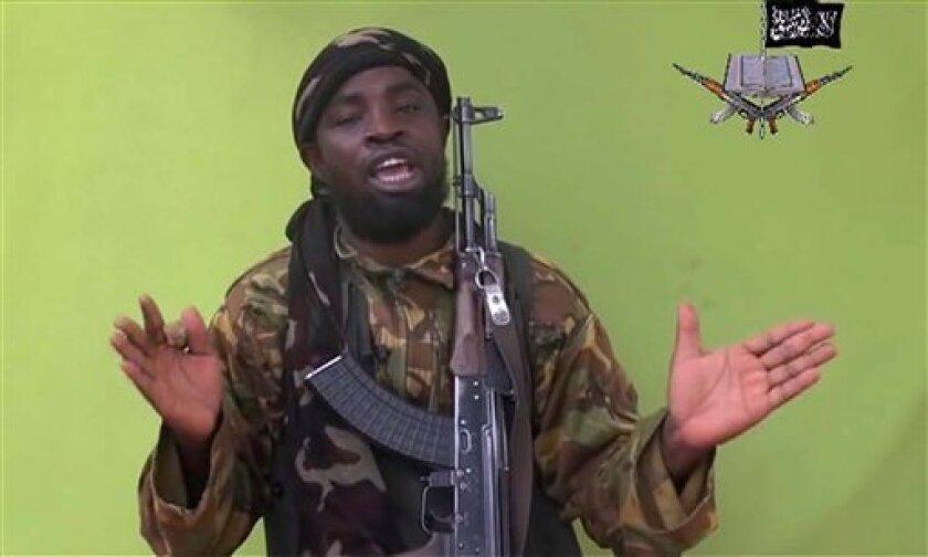 Boko Haram amenazó en un video con matar al presidente y al jefe del ejército de Nigeria, y advirtió que provocará mayor destrucción, aunque este grupo extremista islámico no ha organizado un ataque de gran envergadura en Nigeria en meses.