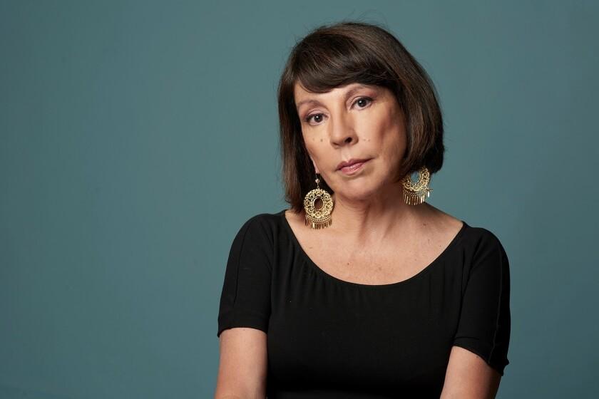 Fotografía sin fecha cedida de la escritora argentina Olga Wornat.