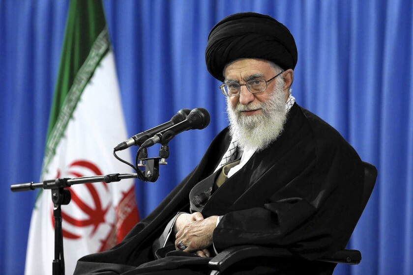 Iranian supreme leader Ayatollah Ali Khamenei in recent weeks has moved away from understandings his negotiators had seemed to agree on.