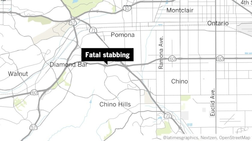 Pomona man facing charges of fatally stabbing his 71-year-old father