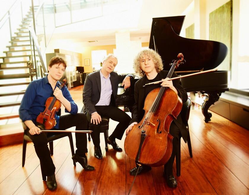 Bell-Isserlis-Denk Trio