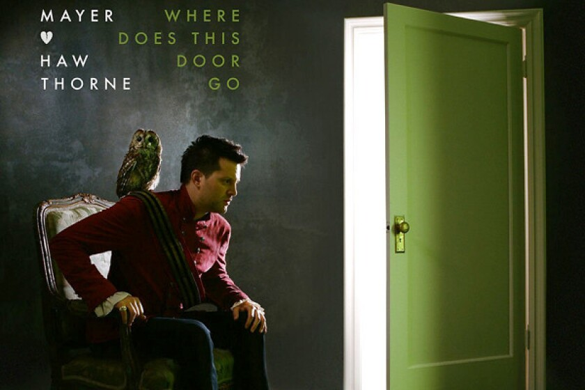 "Mayer Hawthorne's ""Where Does This Door Go"""