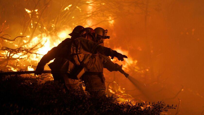 Witch Creek fire
