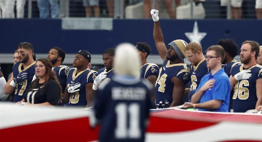 Los Rams están intercambiando a Quinn a los Dolphins