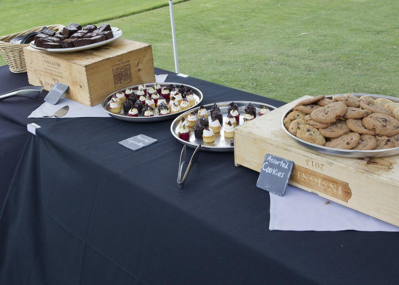 Family event at the RSF Golf Course driving range