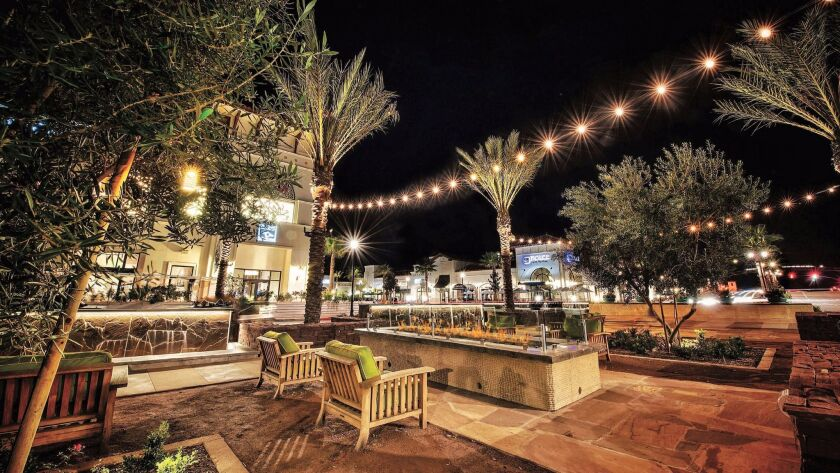 The Village courtyard will serve as the venue for Salsa Under the Stars.