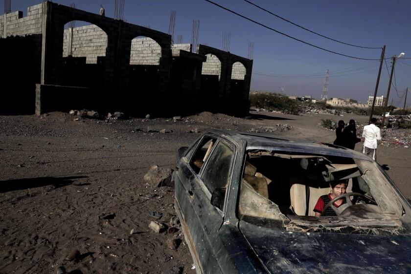 Yemen Restless Youth Photo Essay
