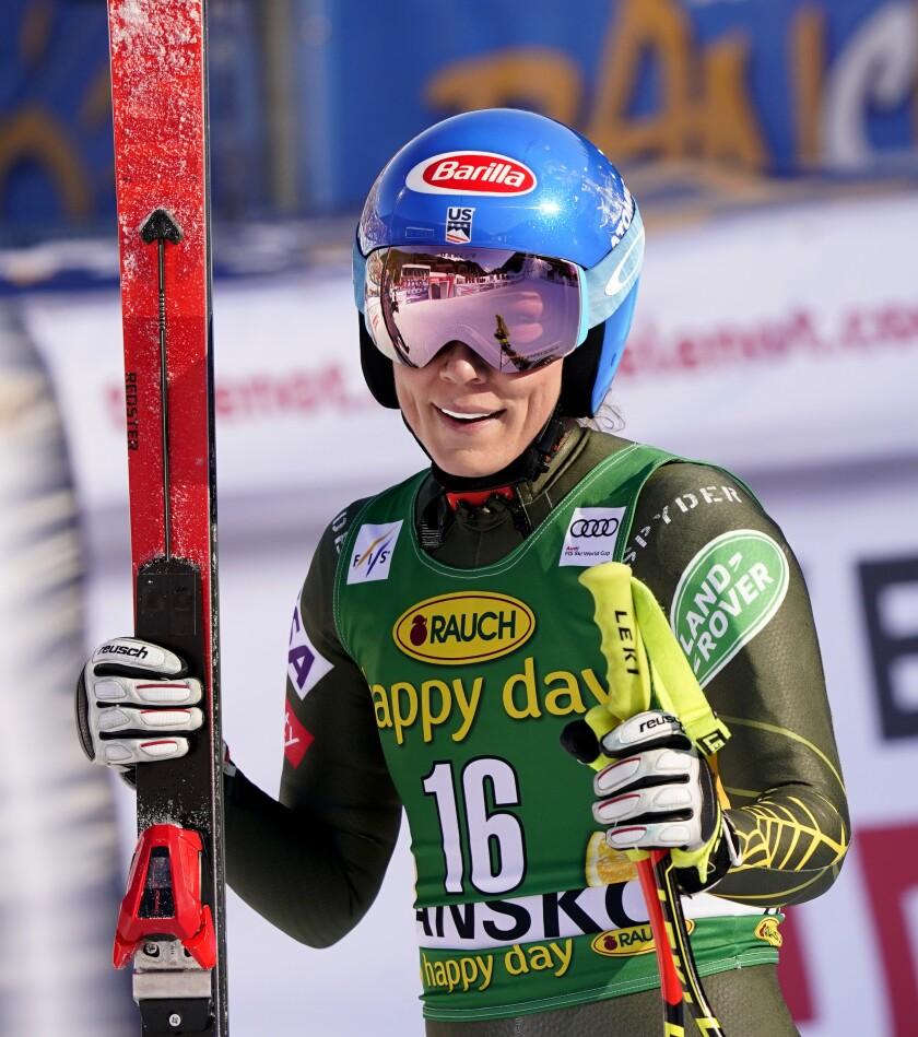 Bulgaria Alpine Skiing World Cup